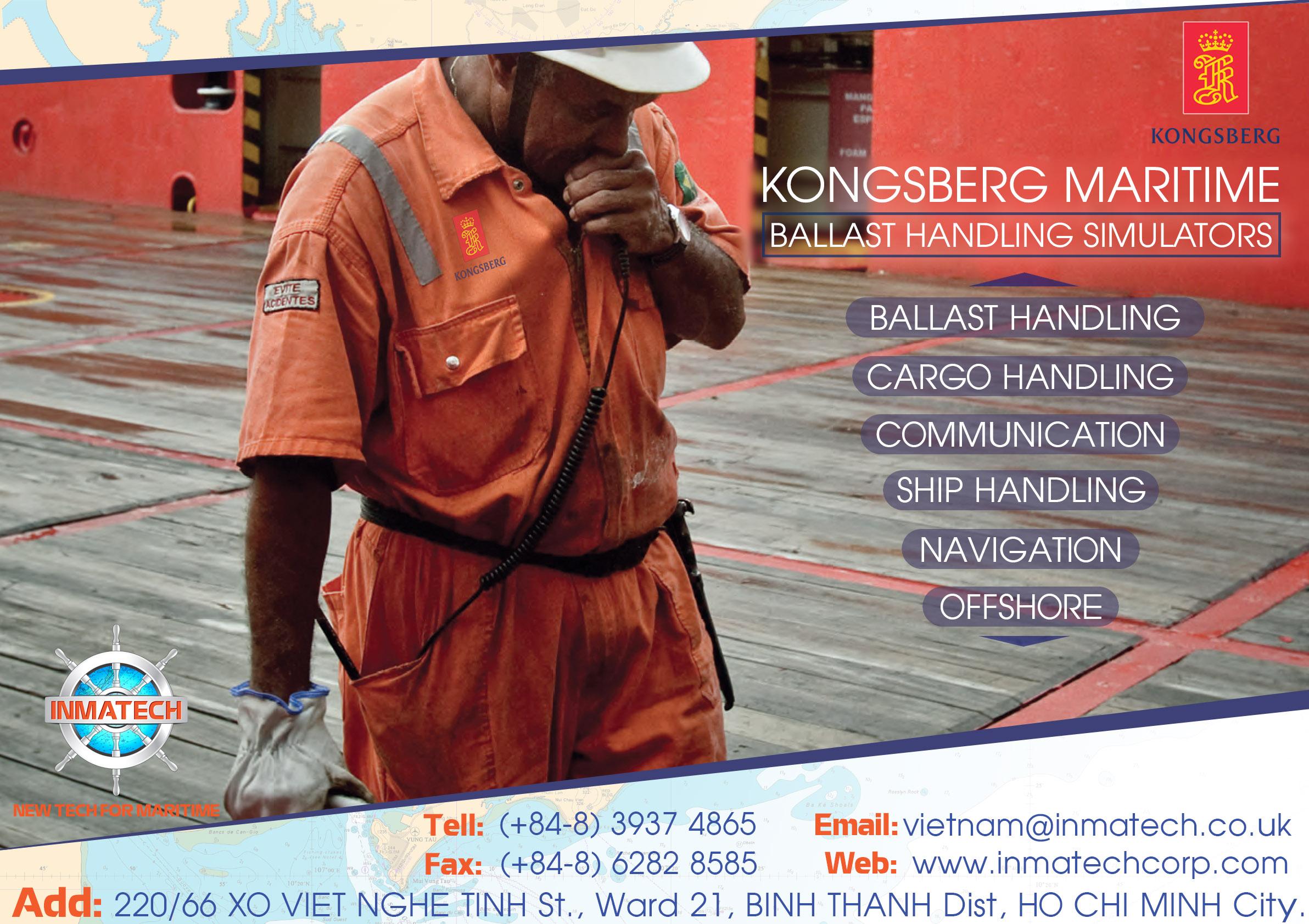 He thong mo phong Kongsberg